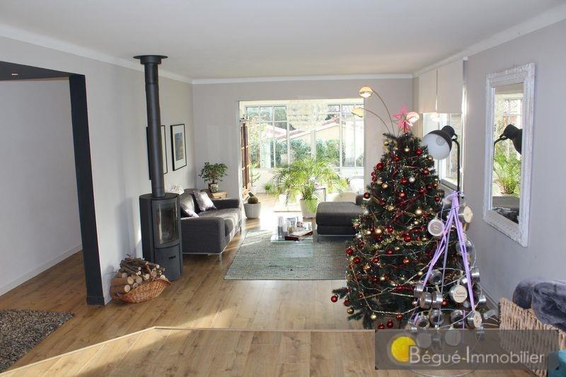 Deluxe sale house / villa 5 mns pibrac 648900€ - Picture 2