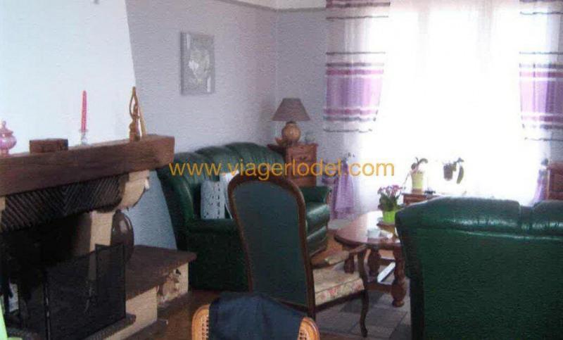 Viager maison / villa Lézigné 65000€ - Photo 10