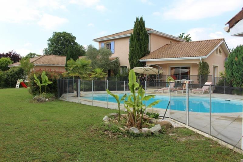 Deluxe sale house / villa Villette d anthon 599000€ - Picture 4