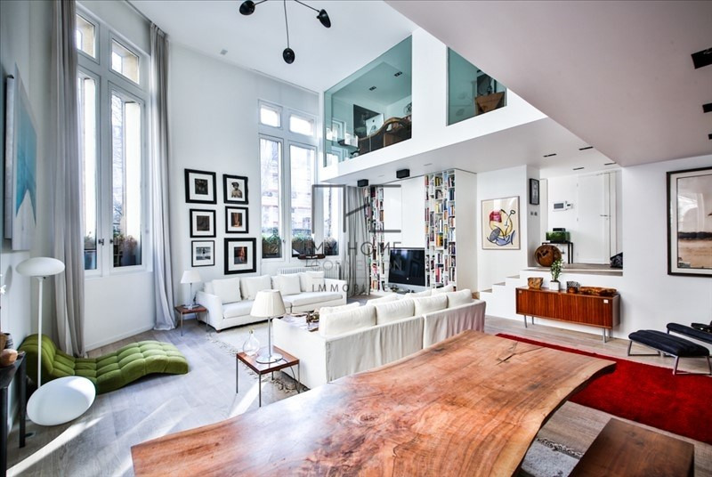 Vente de prestige appartement Paris 16ème 2 590 000€ - Photo 2