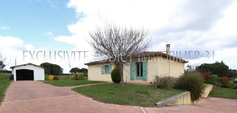 Vente maison / villa Pechbonnieu 350000€ - Photo 1