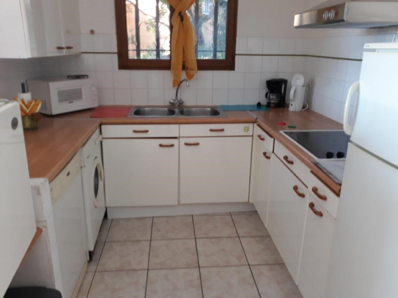 Location vacances maison / villa Les issambres 635€ - Photo 5