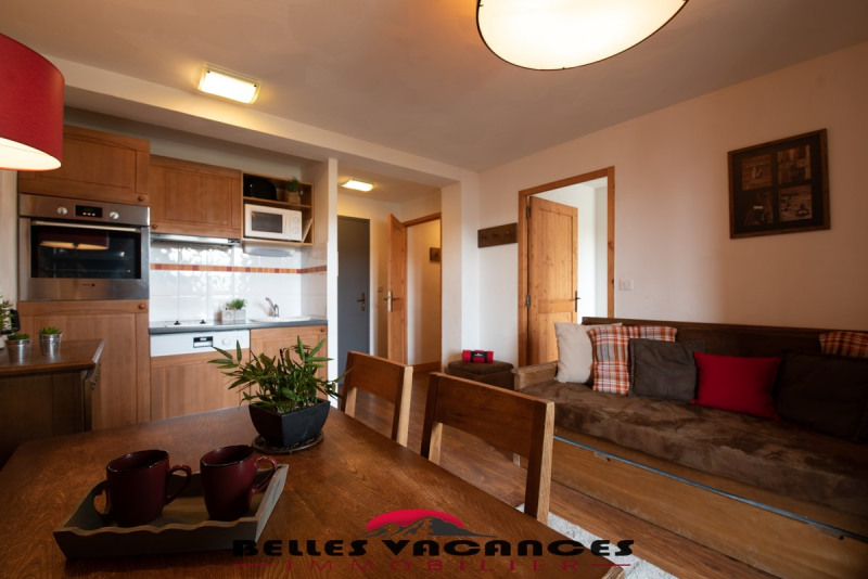 Sale apartment Saint-lary-soulan 119 000€ - Picture 2