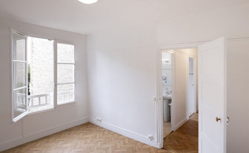 Rental apartment Colombes 1 121€ CC - Picture 2