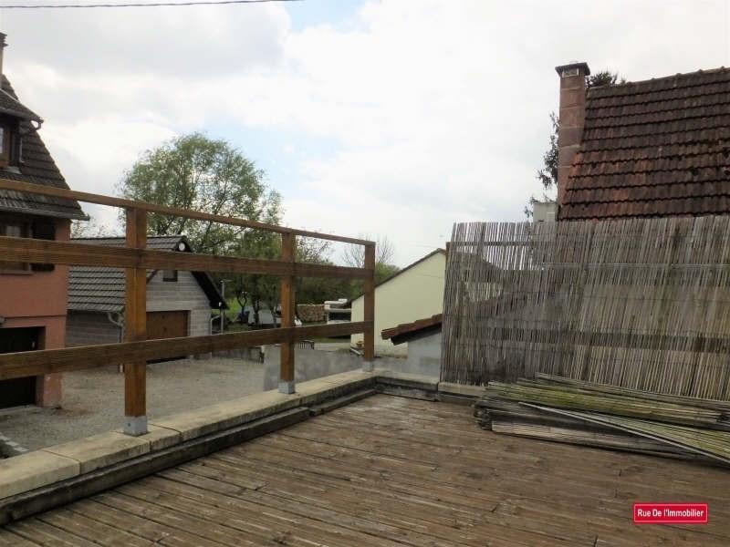Vente maison / villa Gundershoffen 117500€ - Photo 1