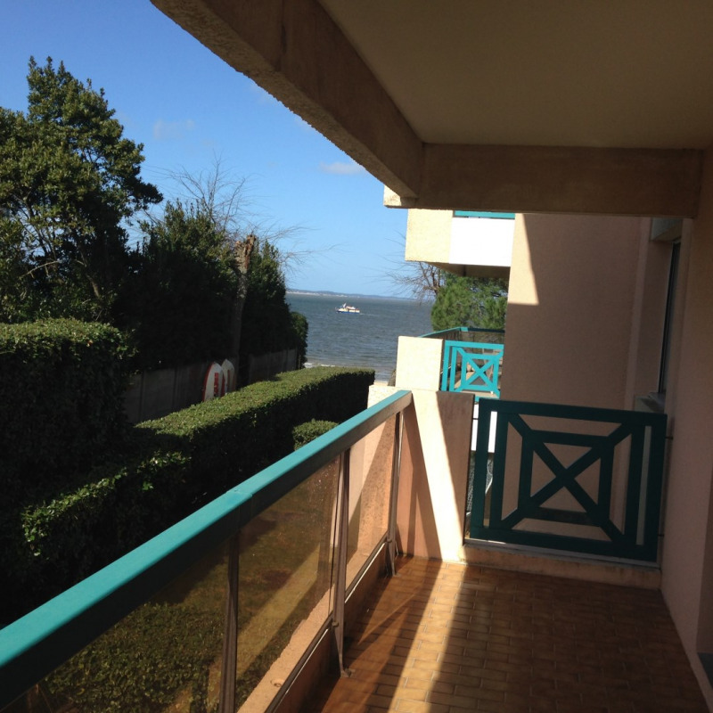 Location vacances appartement Arcachon 392€ - Photo 1