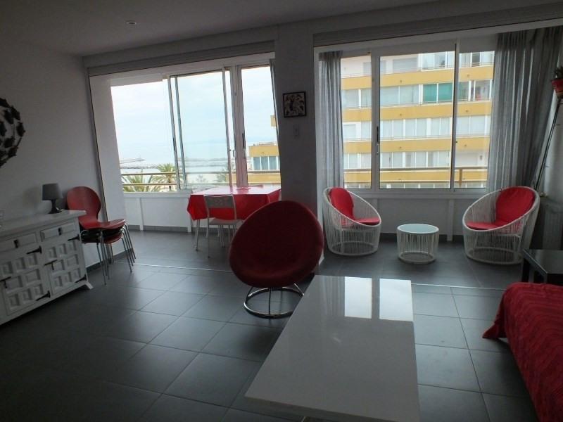 Alquiler vacaciones  apartamento Roses santa-margarita 400€ - Fotografía 10