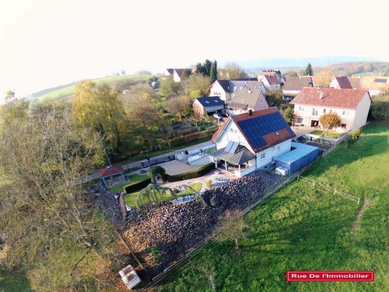 Sale house / villa Kutzenhausen 363500€ - Picture 9