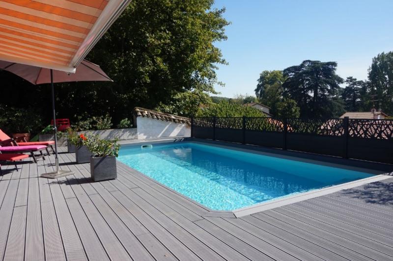 Sale house / villa Reyrieux 515000€ - Picture 9