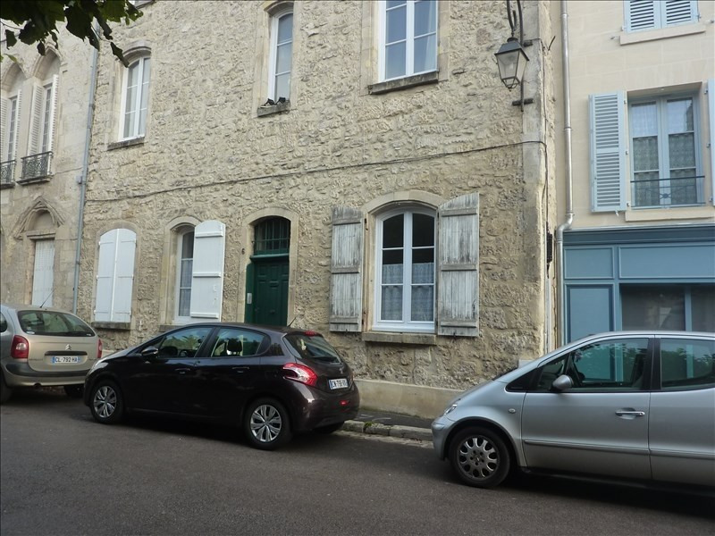 Vente appartement Crepy en valois 112 000€ - Photo 1
