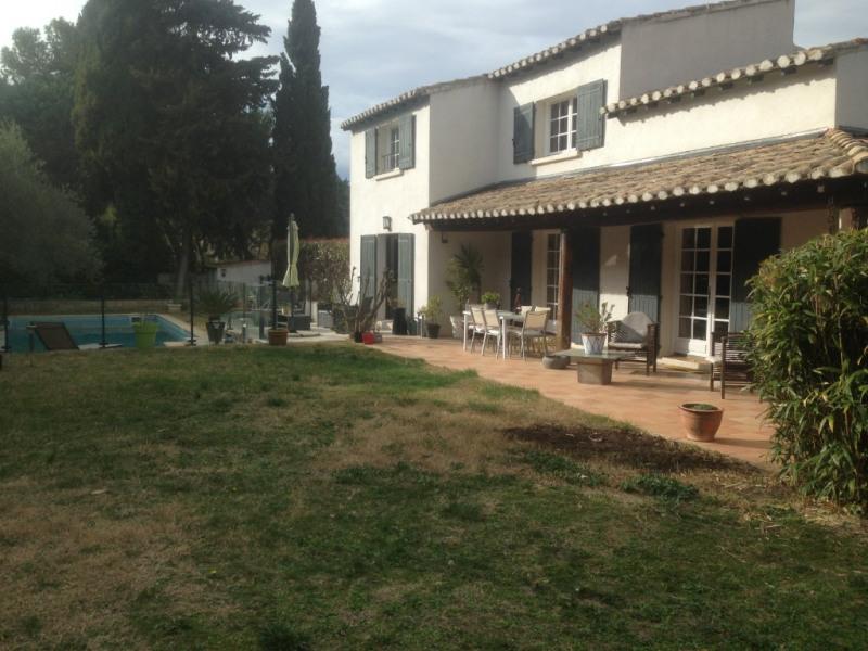 Verkoop van prestige  huis Villeneuve les avignon 699000€ - Foto 1