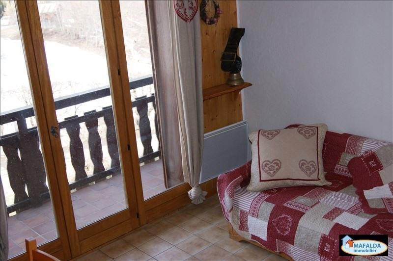 Rental apartment Mont saxonnex 333€ CC - Picture 2
