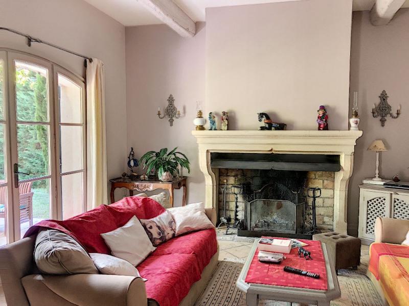 Deluxe sale house / villa Rochefort du gard 625000€ - Picture 2