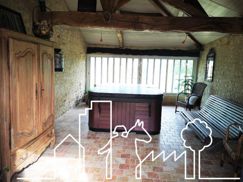 Vente maison / villa Sainte cecile 398000€ - Photo 6