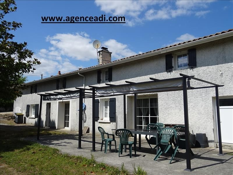 Vente maison / villa Francois 299000€ - Photo 1