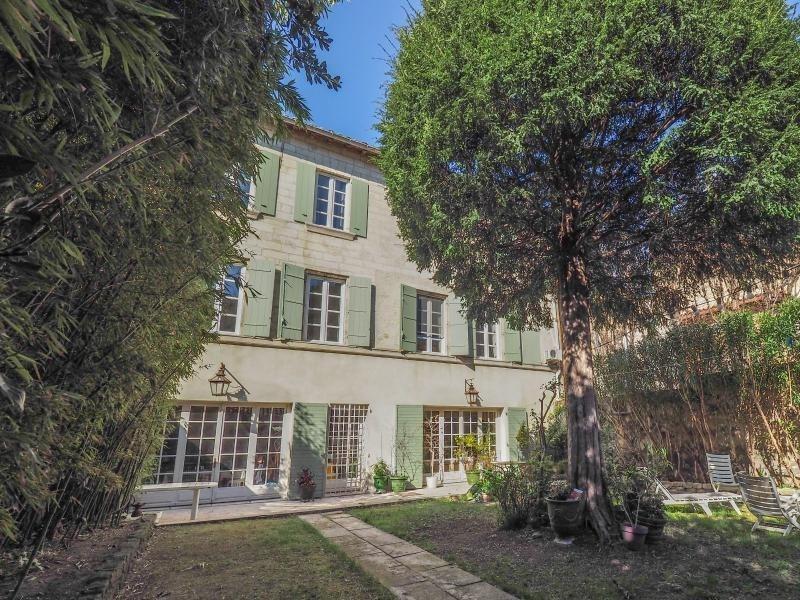 Deluxe sale house / villa Avignon 1780000€ - Picture 1