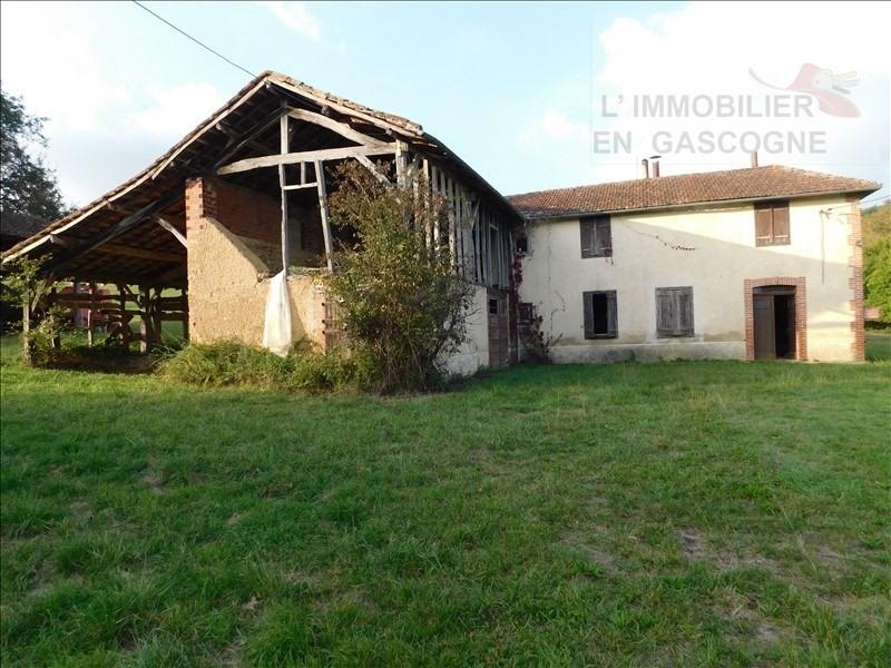 Vente maison / villa Mirande 70000€ - Photo 1