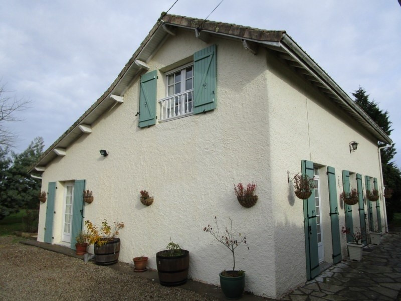 Vente maison / villa Bonneville et st avit de f 197500€ - Photo 1