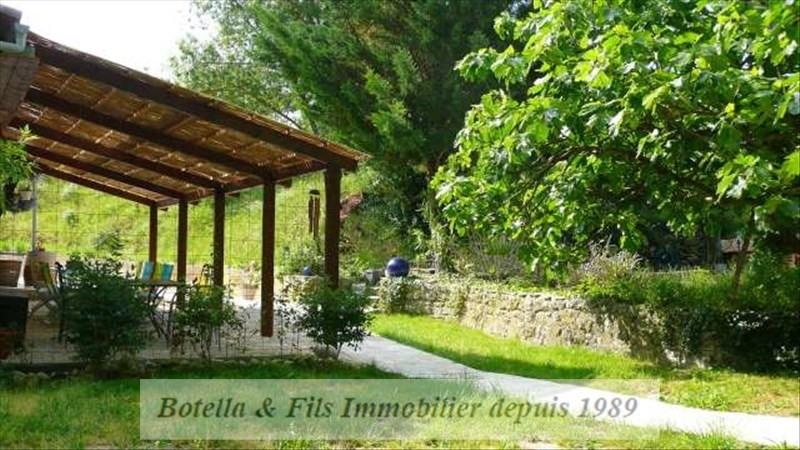 Venta de prestigio  casa Barjac 495000€ - Fotografía 3