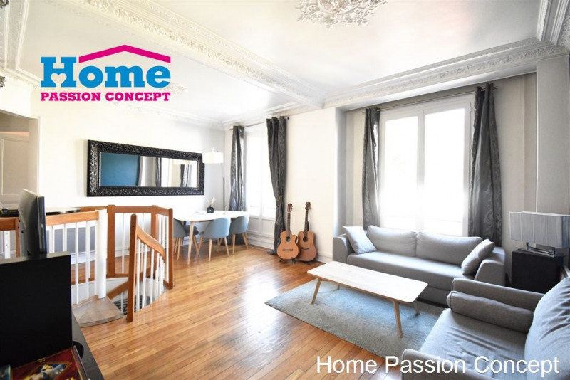 Vente appartement La garenne colombes 540 000€ - Photo 3
