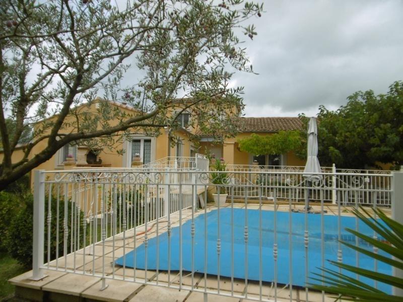 Vente maison / villa Aubais 399500€ - Photo 10