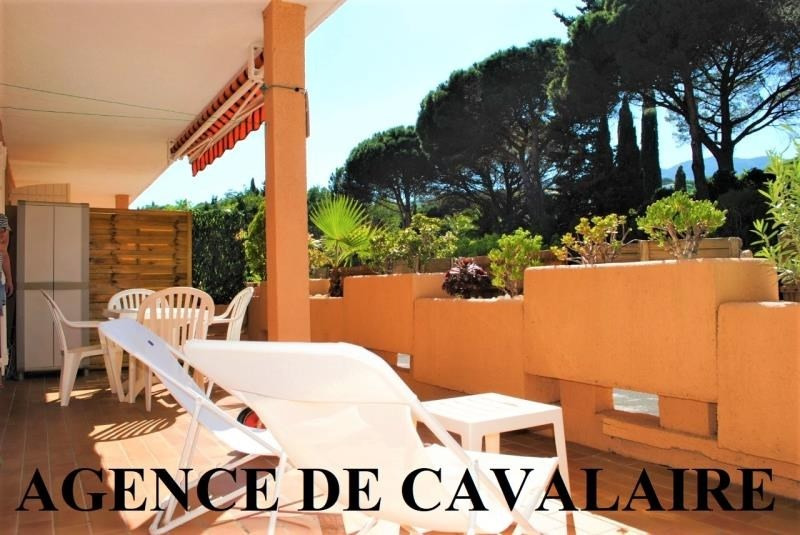Vente appartement Cavalaire sur mer 157000€ - Photo 1