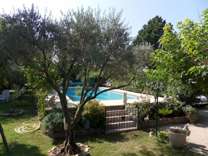 Vente maison / villa Entraigues sur la sorgue 352000€ - Photo 16