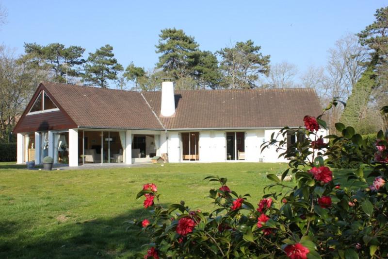 Revenda residencial de prestígio casa Le touquet paris plage 1100000€ - Fotografia 1