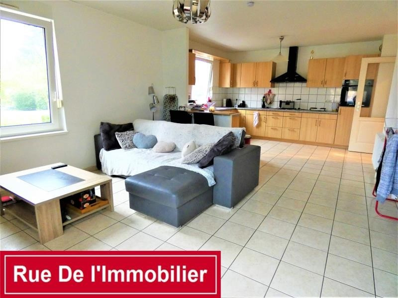 Sale apartment Hattmatt 186 375€ - Picture 1
