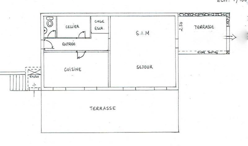 Immobile residenziali di prestigio casa Seillans 495000€ - Fotografia 8