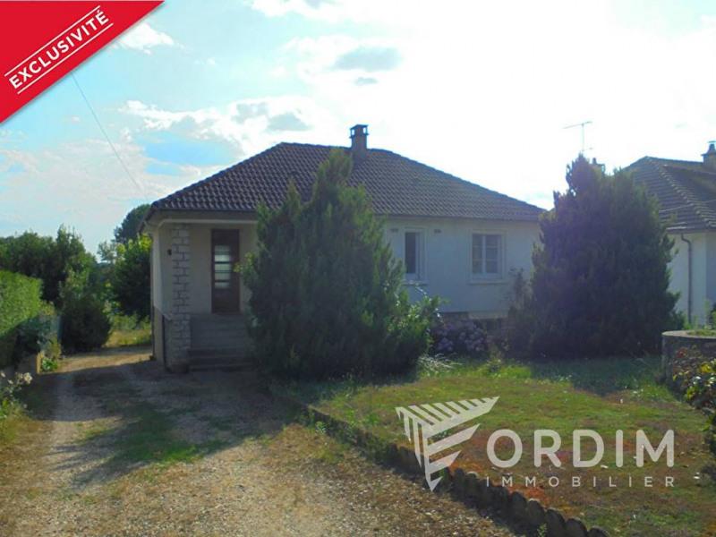 Sale house / villa Bonny sur loire 85000€ - Picture 1
