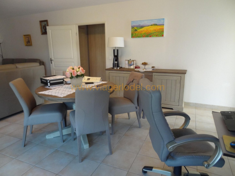 Viager appartement Montagnac 155 000€ - Photo 4