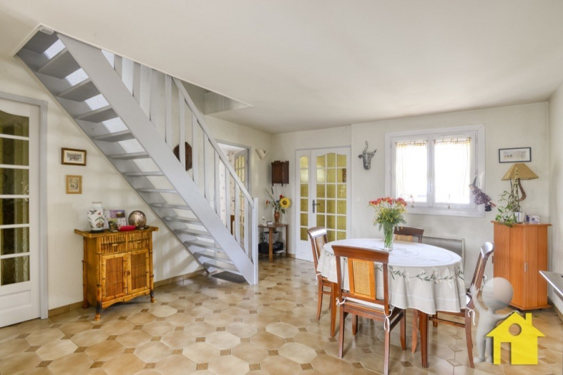 Vente maison / villa Mours 254400€ - Photo 2