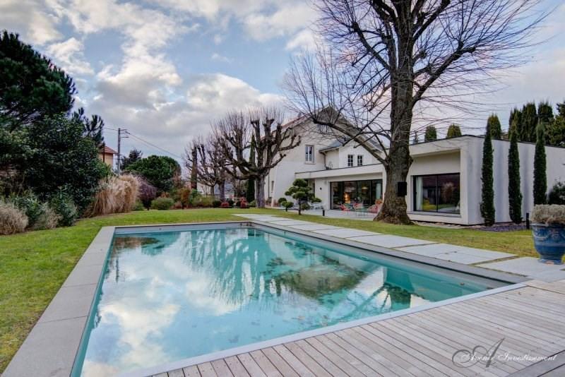 Fontaines sur saone/caluire- propriété exceptionnelle de 360