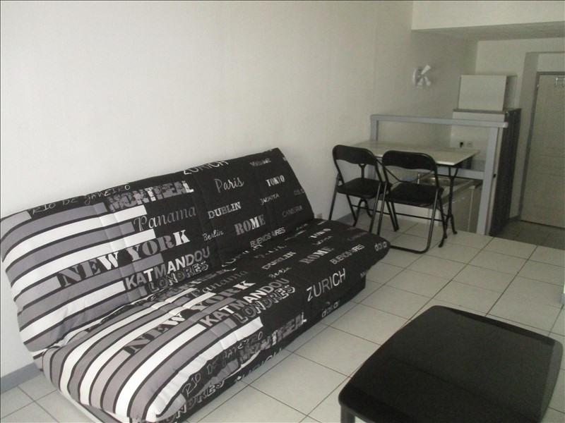 Affitto appartamento Nimes 365€ CC - Fotografia 1
