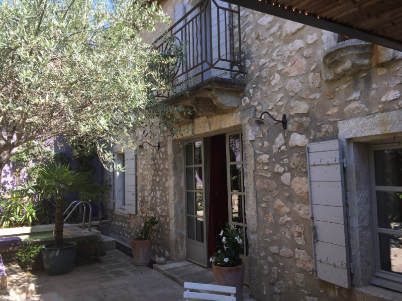 Immobile residenziali di prestigio casa Eygalieres 1300000€ - Fotografia 3