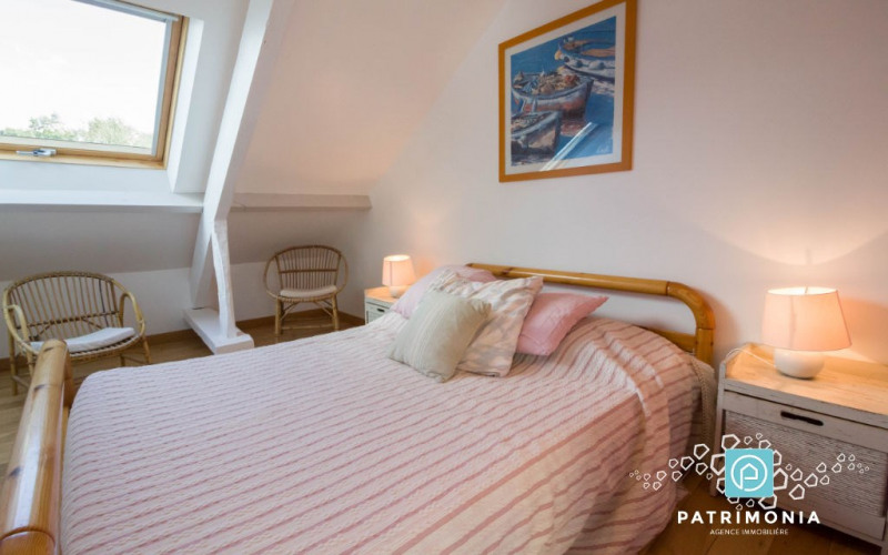 Vente appartement Clohars carnoet 364000€ - Photo 7