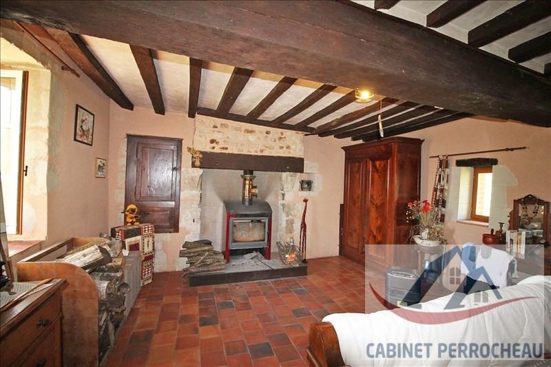 Vente maison / villa La chartre sur le loir 141000€ - Photo 3