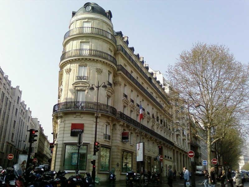Rental apartment Paris 8ème 3044€ CC - Picture 9