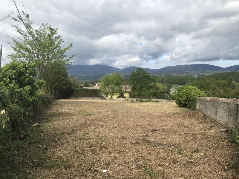 Venta  terreno Clonas sur vareze 70000€ - Fotografía 1