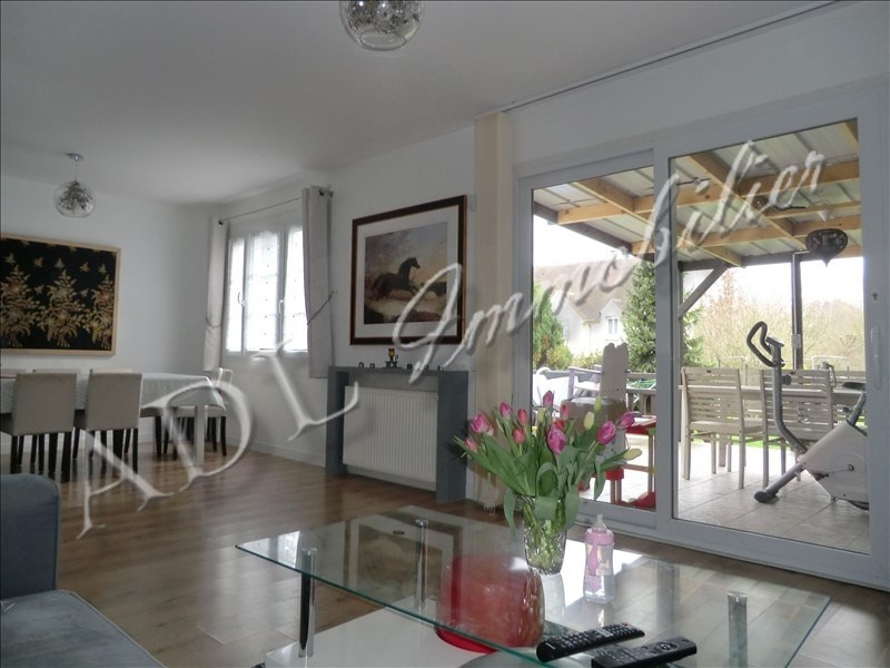 Sale house / villa Lamorlaye 455 000€ - Picture 3