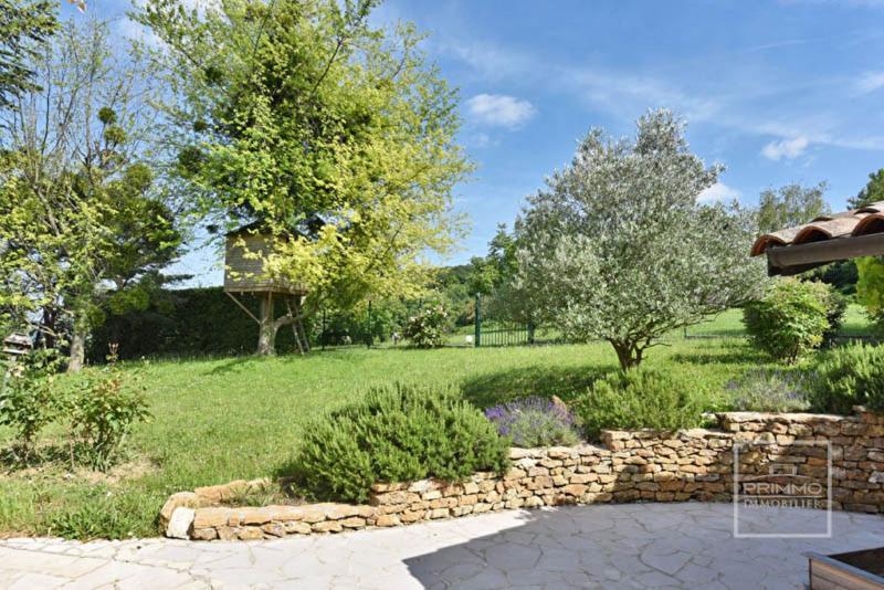 Vente de prestige maison / villa Collonges au mont d or 1050000€ - Photo 10