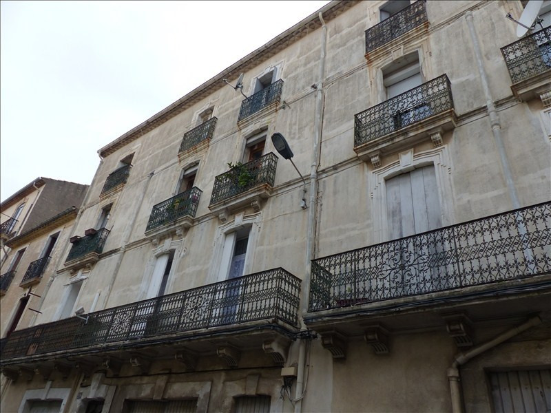 Venta  apartamento Beziers 34000€ - Fotografía 1