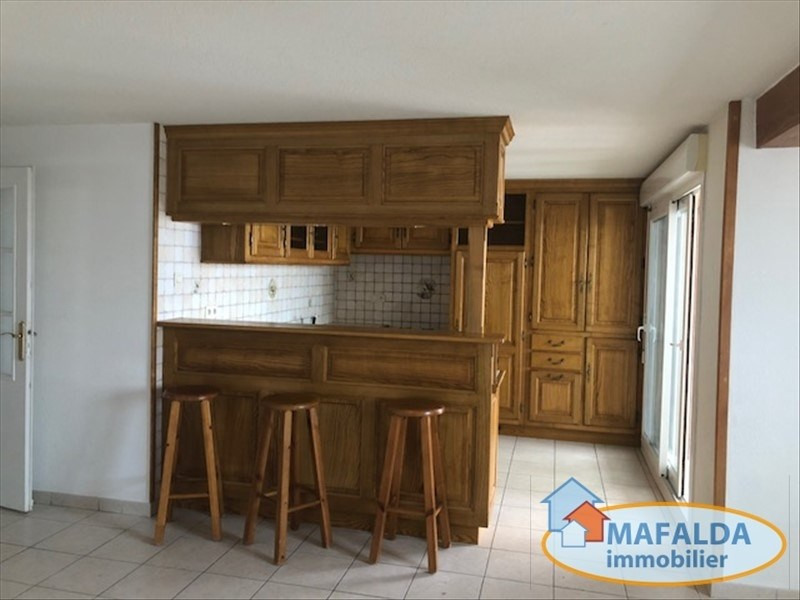 Sale apartment Mont saxonnex 198000€ - Picture 1
