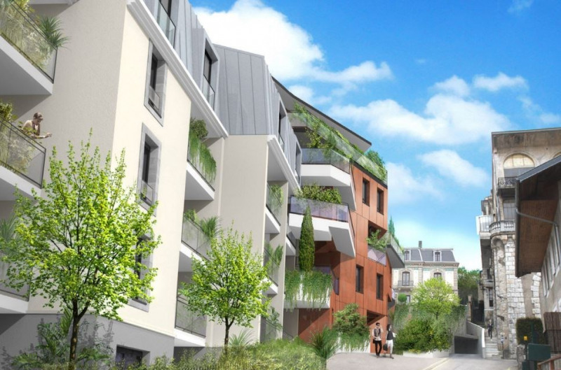 Sale building Aix les bains 305500€ - Picture 1