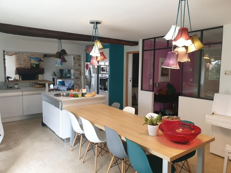 Sale house / villa St hilaire de loulay 338900€ - Picture 2