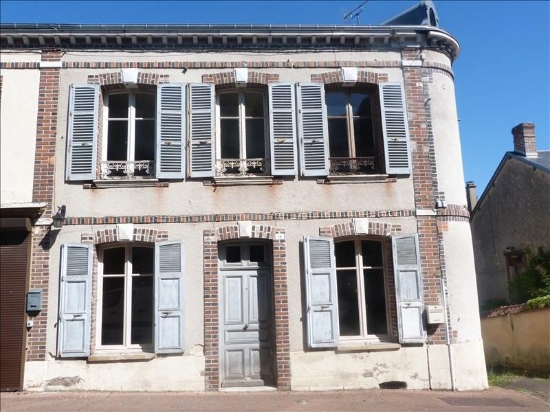 Vente maison / villa Champignelles 55000€ - Photo 1