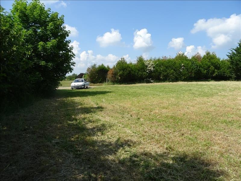 Verkauf grundstück Pacy sur eure 10 mn 70000€ - Fotografie 3