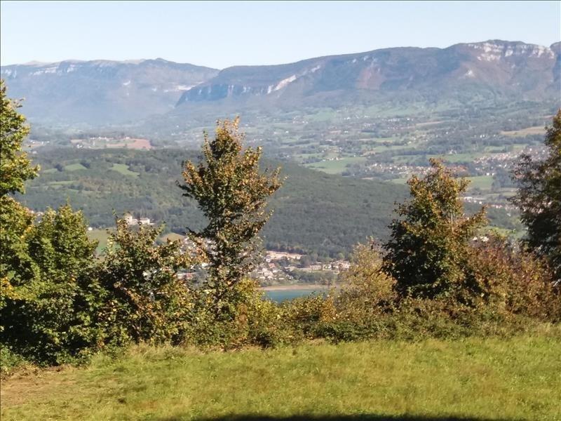 Vendita terreno Le bourget du lac 88000€ - Fotografia 5