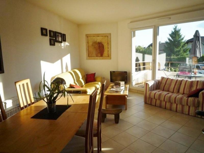 Sale apartment Villaz 229000€ - Picture 1